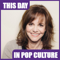 Sally Field was born on November 6, 1946.