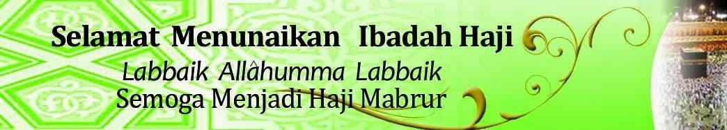 Contoh Banner Selamat Datang Haji Contoh 43