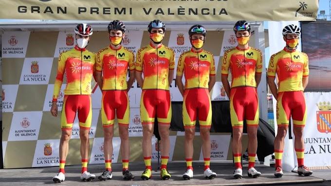 La Selección Española Sub23 estrenó el año en la Classica Comunitat Valenciana 1969