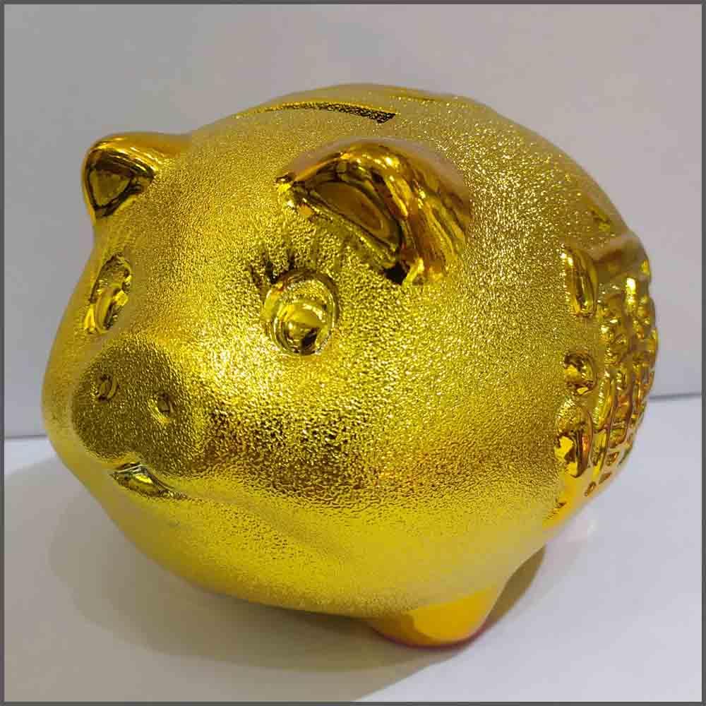 金豬仔錢箱