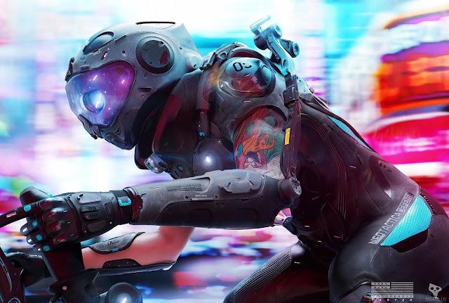 MotoReaper by Nelson Tai