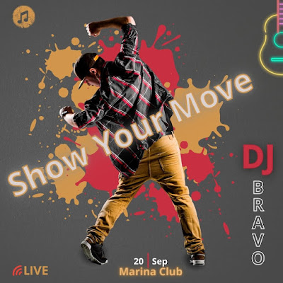 Tutorial 6 - Design DJ Party poster in Canva