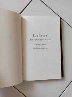 3 Identity Your Passport To Success by Stedman Graham