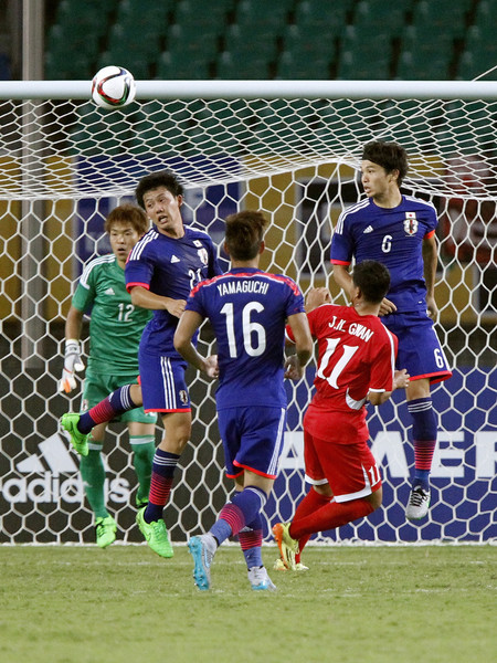 □ EAFF東アジアカップ2015 日本 ...