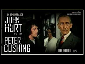 THIS WEEK'S PETER CUSHING MOMENT OF TERROR MONDAY CLIP