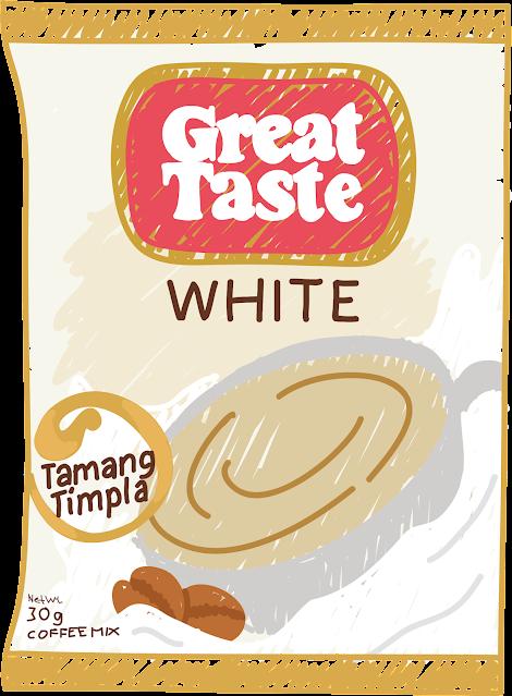 Great Taste White.