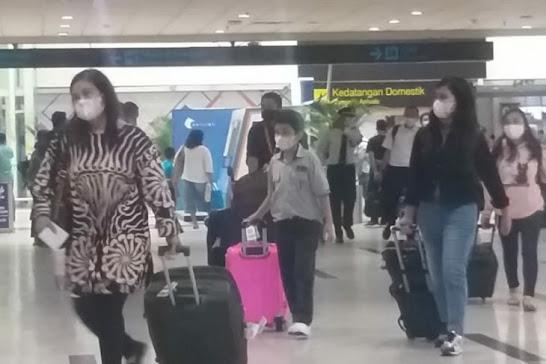 Pemudik di Bandara Kualanamu Mencapai 14.755 Orang