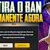 DESBANIR CONTA AGORA NO FREE FIRE!