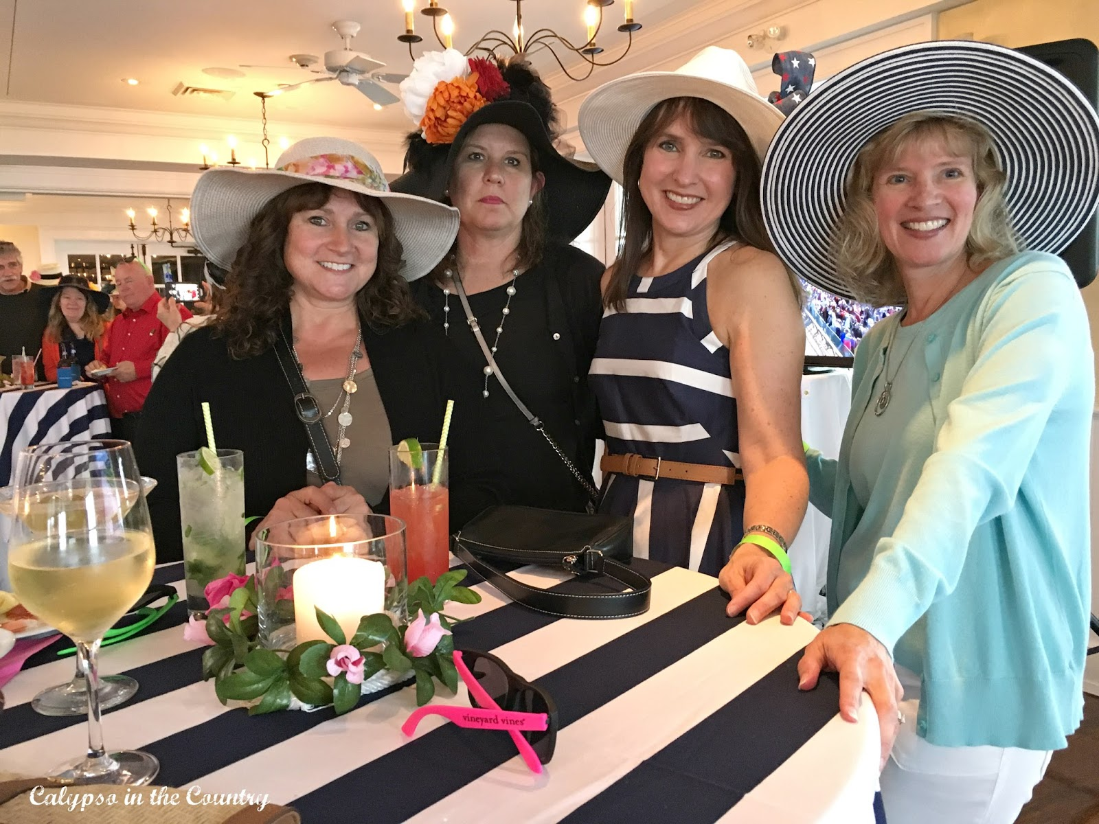 Derby Party Table