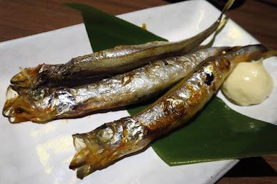 Himonoya, shishamo