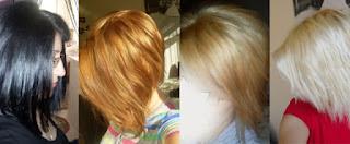 Evde Boyalı Saç Rengi Nasıl Açılır?