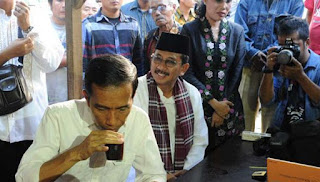 Presiden Jokowi Ingin Kedai Kopi Indonesi Bisa Bersaing di Pasar Dunia