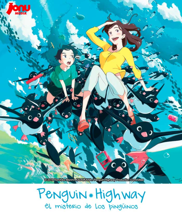 Penguin Highway - Jonu Media