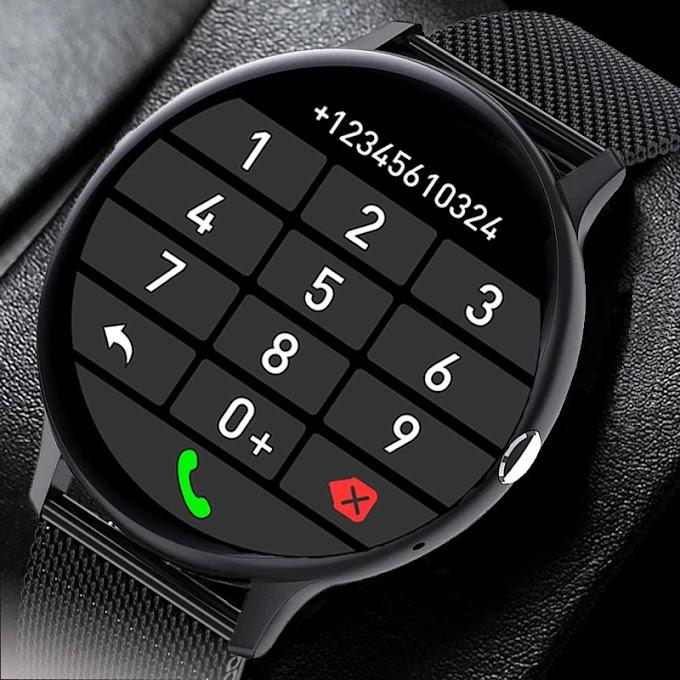 Smart Watch Men Bluetooth Call Play Music