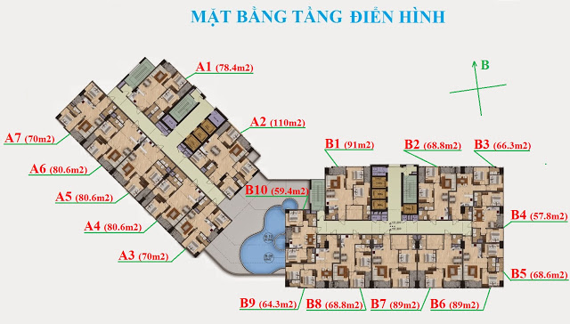 mat-bang-the-garden-hill-99-tran-binh