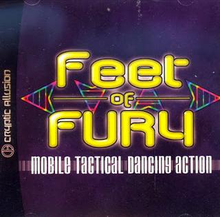 Feet of Fury met son code à nu Fof
