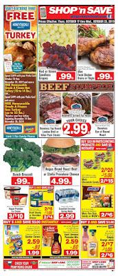Shop n Save Weekly Ad