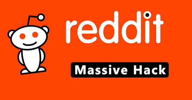 Reddit Massive Hack
