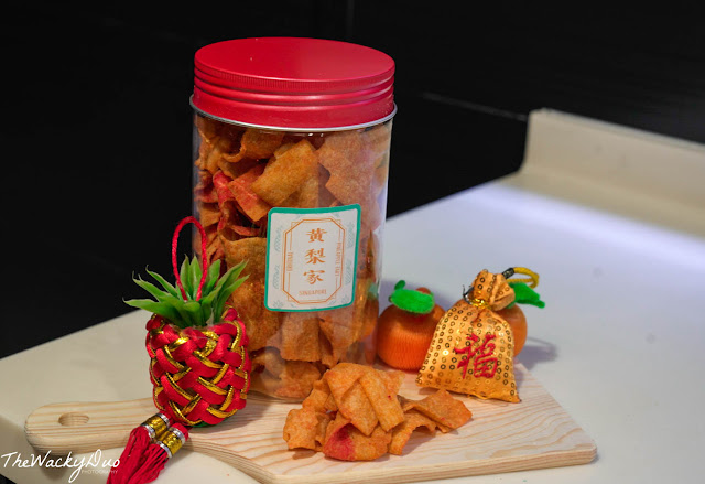 Mala Crab Stick Crackers