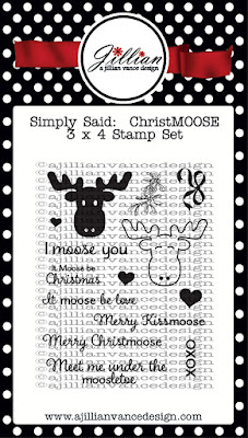 Simply Said: ChristMOOSE