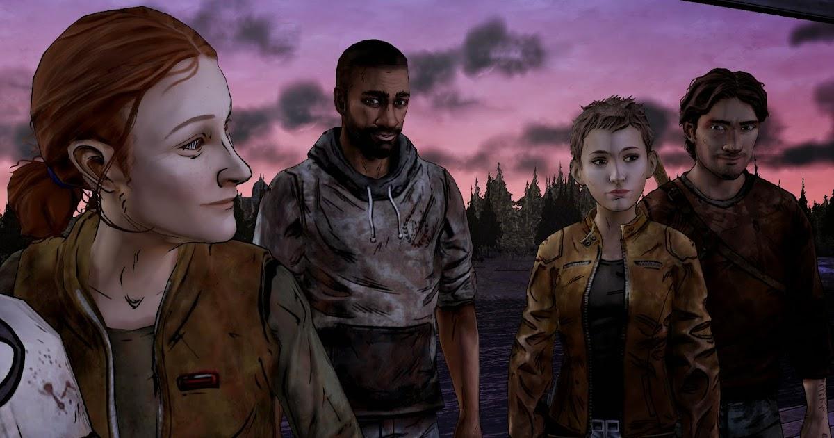 The walking dead game season 2 episode 4 choices