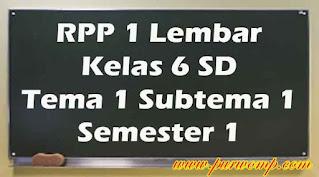 rpp-1-lembar-kelas-6-tema-1-subtema-1