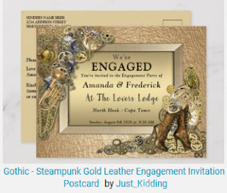 steampunk weddings