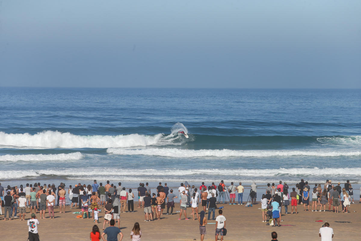 Perfect Righthand Pointbreak World s Best Surfers EDP Billabong Pro Ericeira Teaser