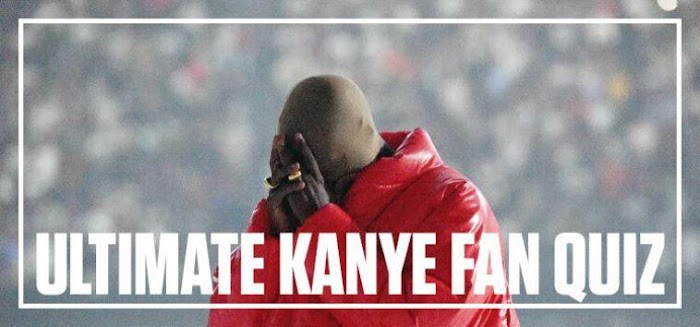 Are You Kanye West's #1 Fan Quiz Answers Score 100% - BeQuizzed