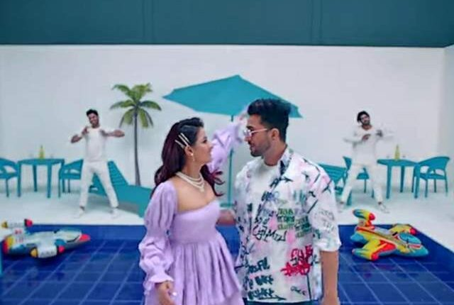 Jasmin Bhasin And Aly Goni's Music Video Tera Suit OUT NOW