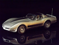 Corvette Collector's 1982 - Revell SnapTite 1/24