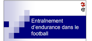 Entraînement d'endurance dans le football pdf