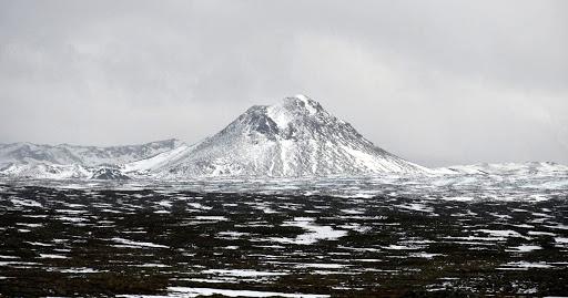 Eruzione Keilir Islanda