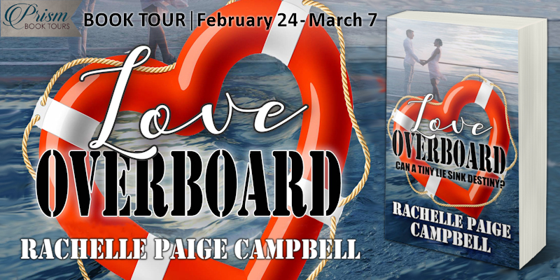It's the Grand Finale for LOVE OVERBOARD by Rachelle Paige Campbell! #LovOverPrism