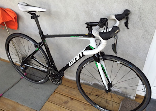 Stolen Bicycle - Giant Defy 0