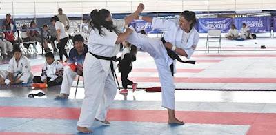 Campeonato nacional de Karate. (Foto: Feboka)