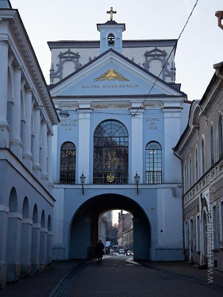 Надвратная часовня Вильнюс