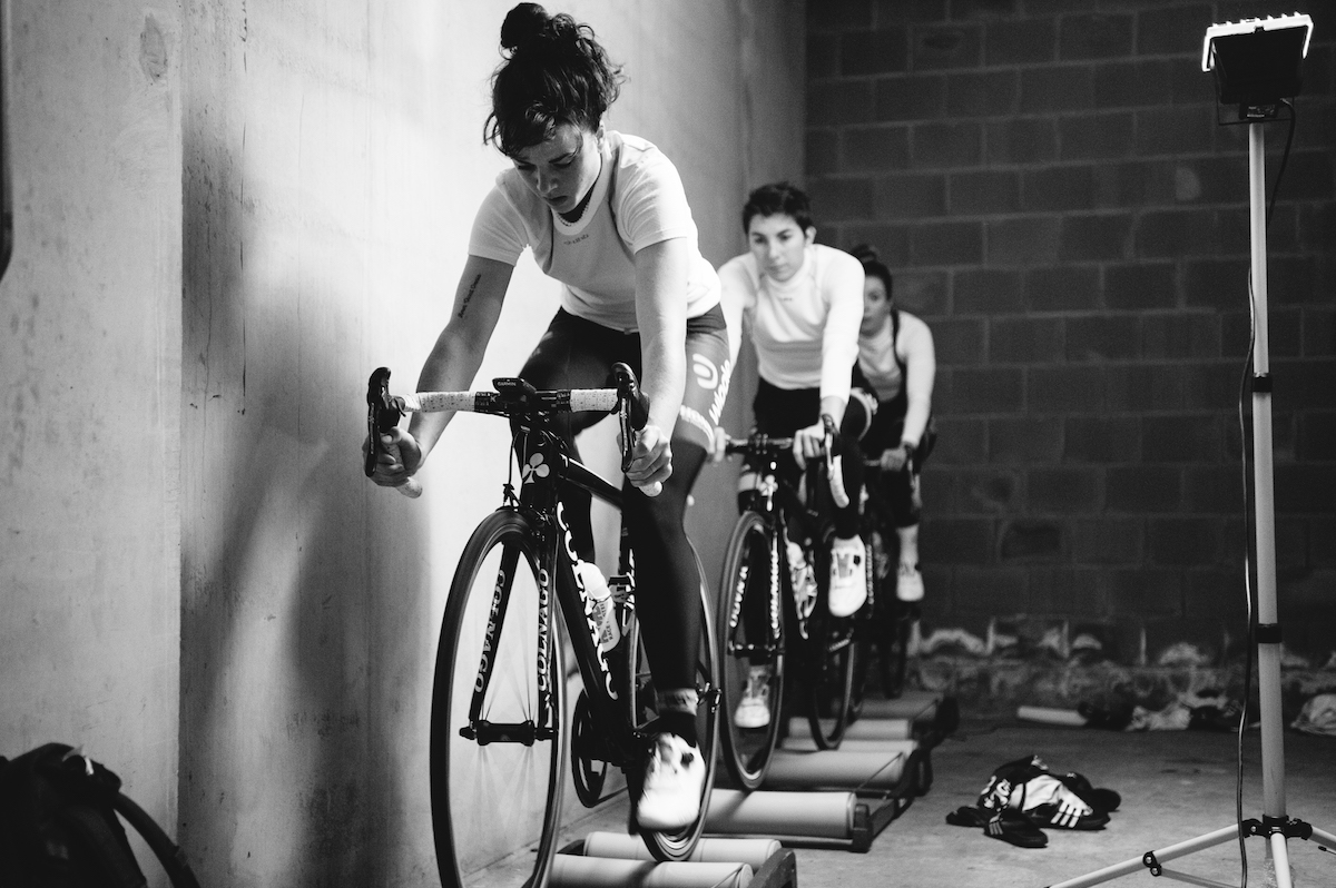 Cycling Rollers Session Ideas