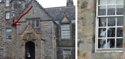 Lauriston Castle Ghost
