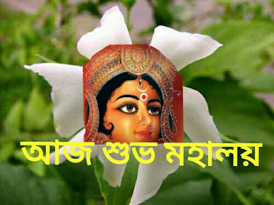 Durga puja wishes with image
