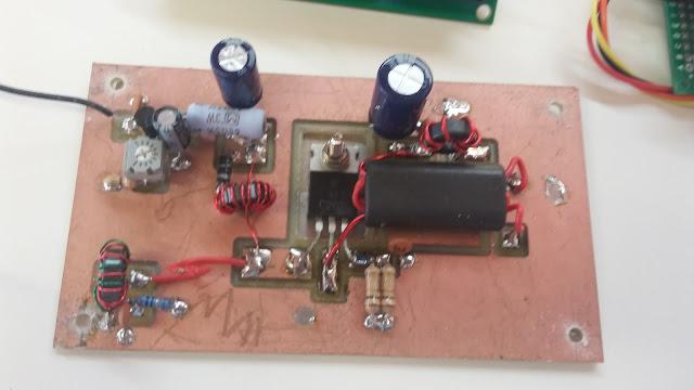 40M Junk Box SSB Transceiver 31