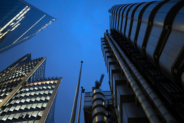 Financial District - London Cityscape photography tips - Ashley Laurence - Time for Heroes Photography