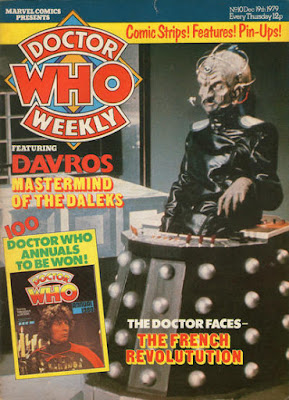 Doctor Who Weekly #10, Davros