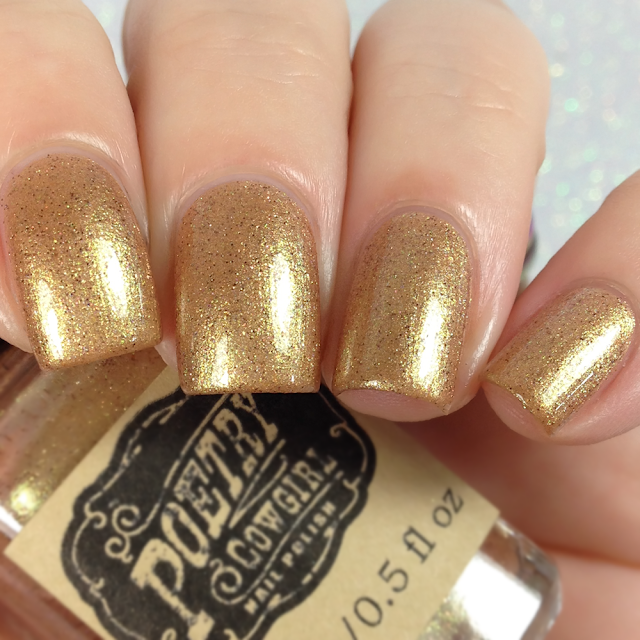 Poetry Cowgirl Nail Polish-Don't Take From Bodie