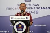 Update Kasus Korona di Indonesia