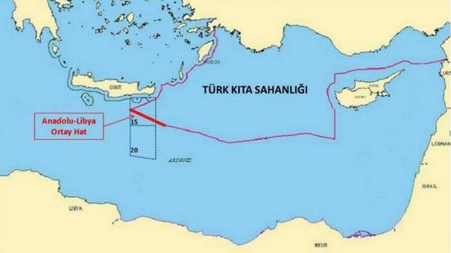 Προκλητική προαναγγελία για γεώτρηση των Τούρκων νότια της Κρήτης