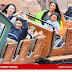 Kim y Kourtney Kardashian llevan a los hijos a Disneylandia ... otra vez