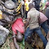 TRAGEDY AS MAN CRUSHED TO DEATH BY A WATER TANKER IN ANAMBRA STATE,(PHOTOS).