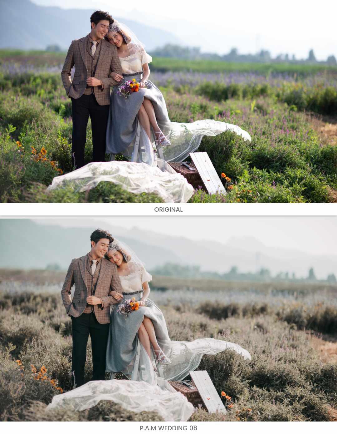 Preset cưới