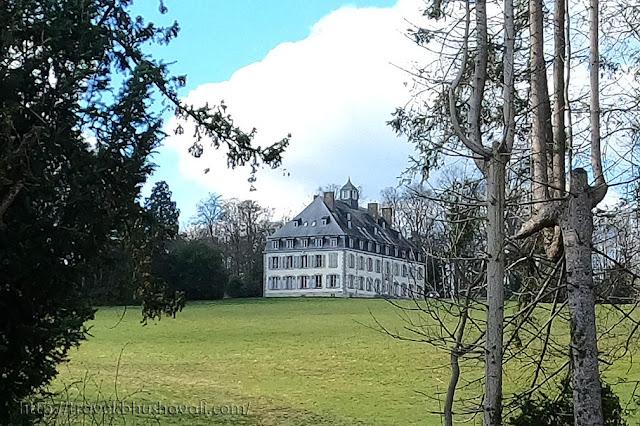 Beautiful Belgian Villages Vonêche Castle